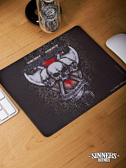 "Mousepad ""Misericordia-infirma"""
